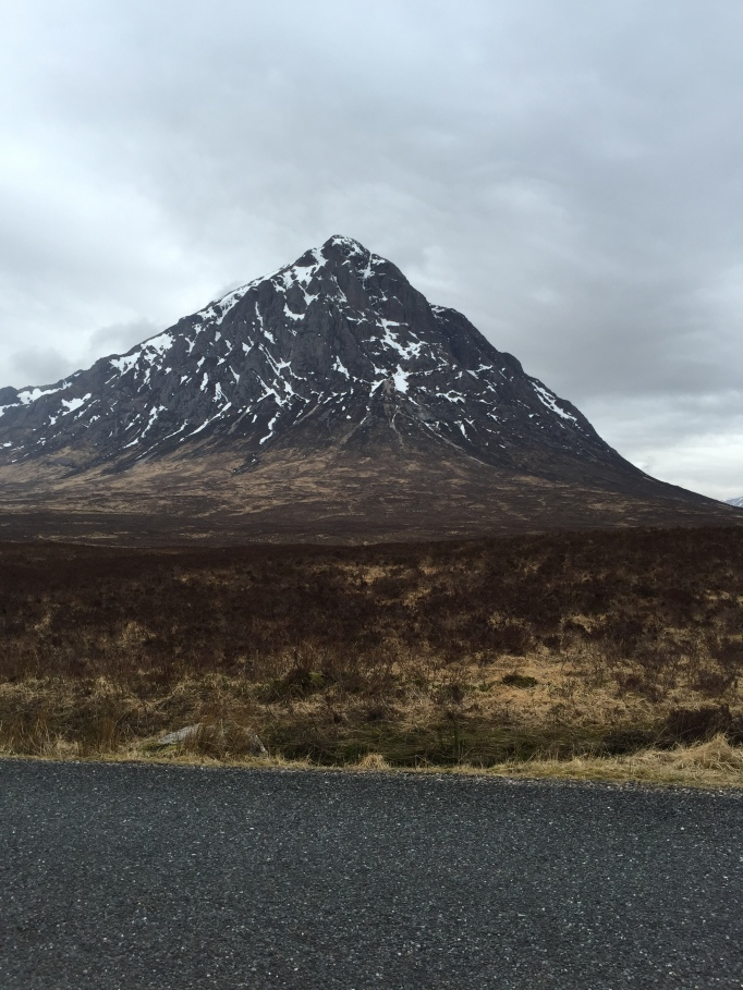 The obligatory money shot: Buichaille Etive Mor