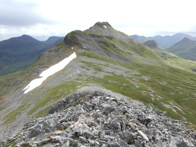 Final Munro - Sgurr Choinnich Mor