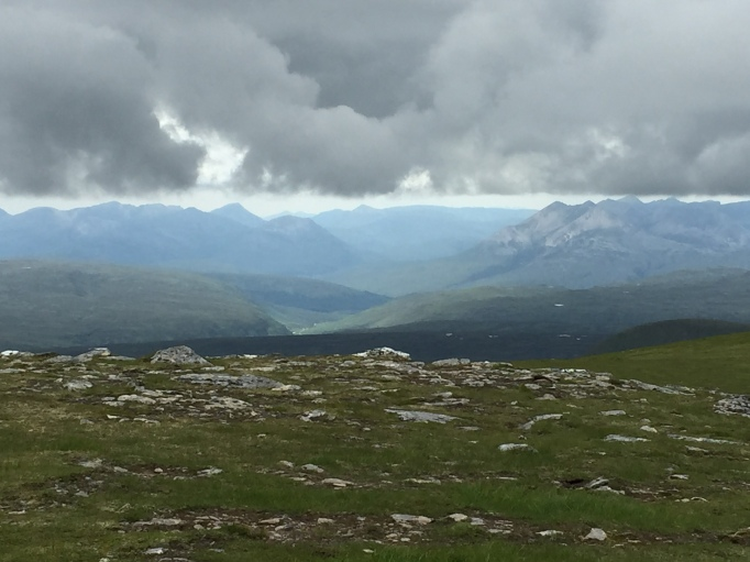 Torridon and Letterewe