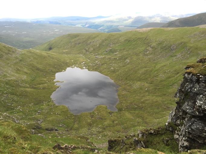 Loch Toll an Lochain