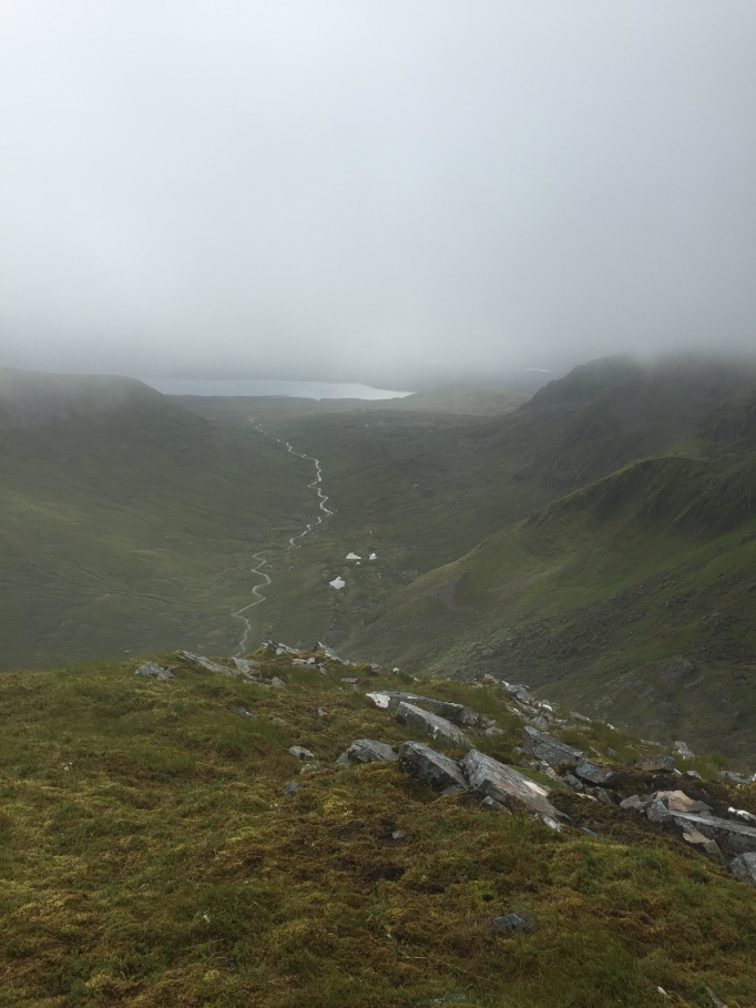 Towards Loch Fannich