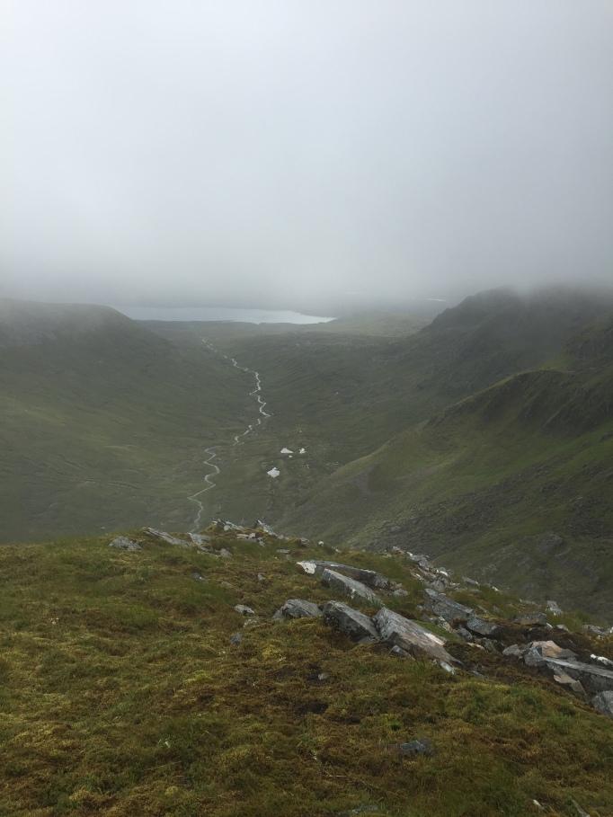 Towards Loch Fannich