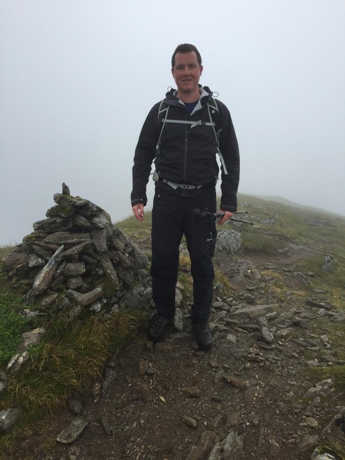 Yay - Munro halfway! :)