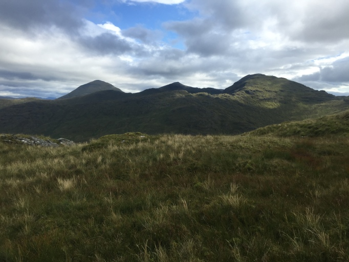 Across to Beinn a'Chroin